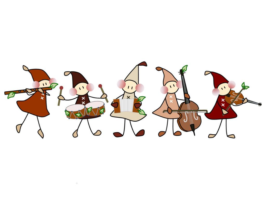小人バンド